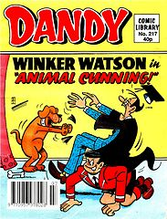 Dandy Comic Library 217 - Winker Watson in Animal Cunning (1992) (TGMG).cbz