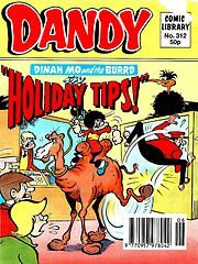 Dandy Comic Library 312 - Dinah Mo and the Burrd in Holiday Tips (TGMG) (1996).cbz