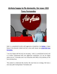 AirAsia happy to fly domestic, for now CEO Tony Fernandes.pdf