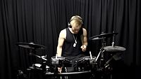 Joey Wojcik_ The Script - If you could see me now DRUM COVER.mp4